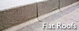 flat roofs